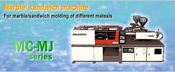 Marble/ sandwich machine