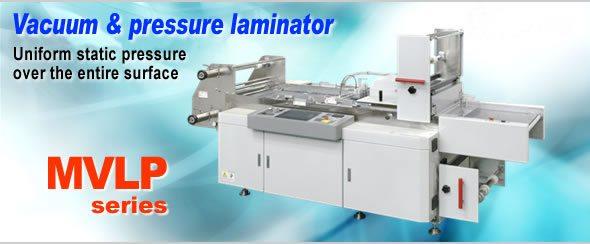 Vacuum & Pressure Laminator, Meiki,