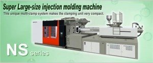 Super Large Injection Moulding Machine
