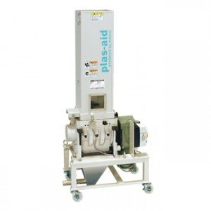 MGL2-TPE is a low speed granulator which is easy to clean and maintain