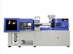 Image of JSW Meiki J55AD injection moulding machine