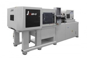 JSW Lens Machine, injection moulding
